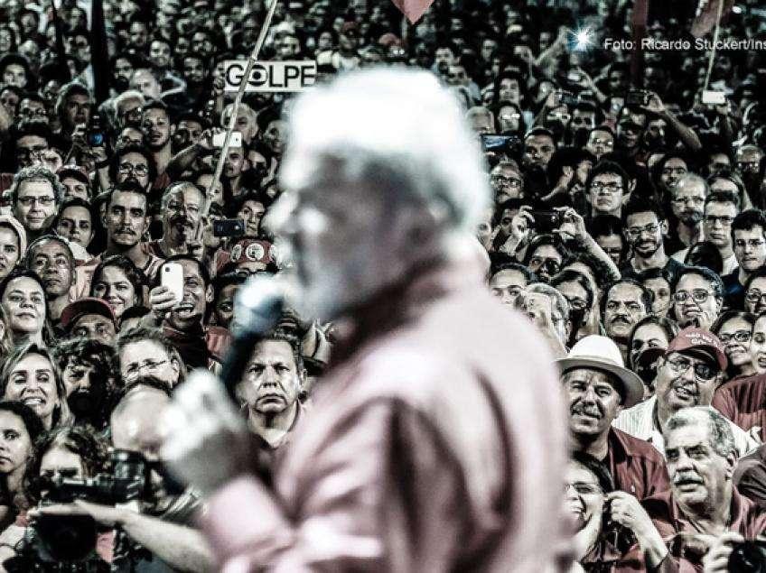 É o Lula?