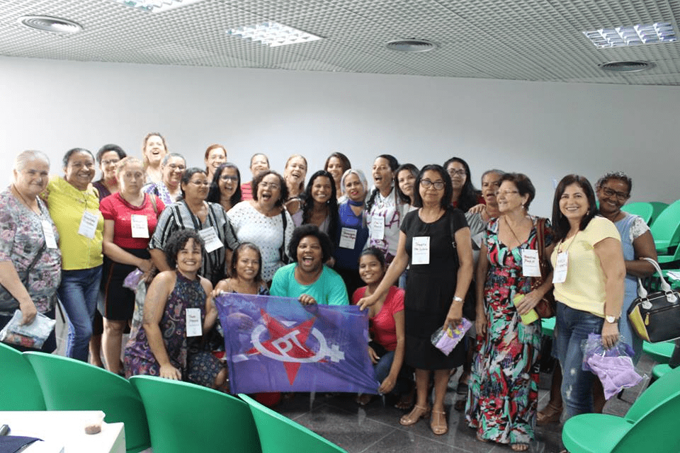 ENFPT realiza curso para dirigentes em Maceió/Alagoas