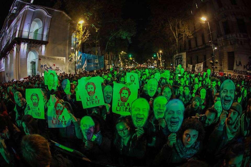 Em Pauta Conjuntura: Movimento Lula Livre ultrapassa as fronteiras do Brasil