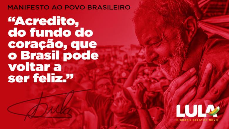 Em Pauta Conjuntura: Com Lula, o Brasil pode ser feliz de novo