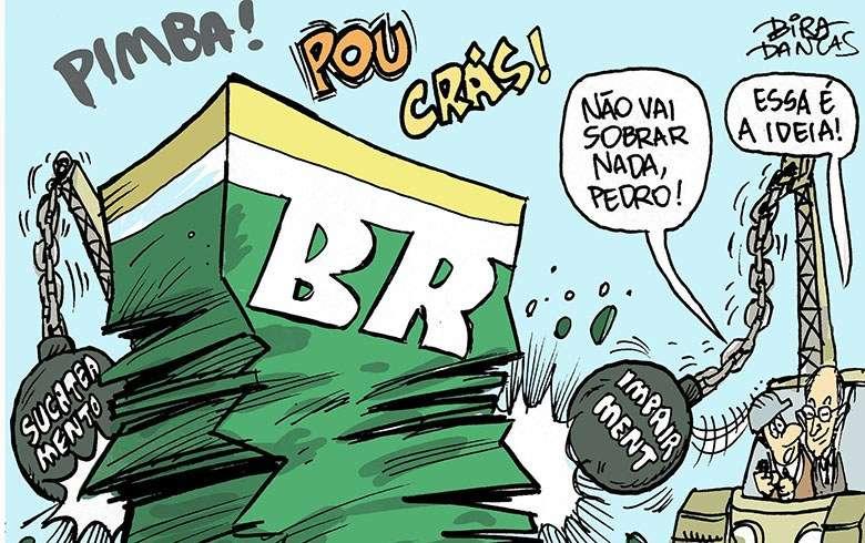 Em Pauta Conjuntura: É urgente recuperar a Petrobras para o Brasil