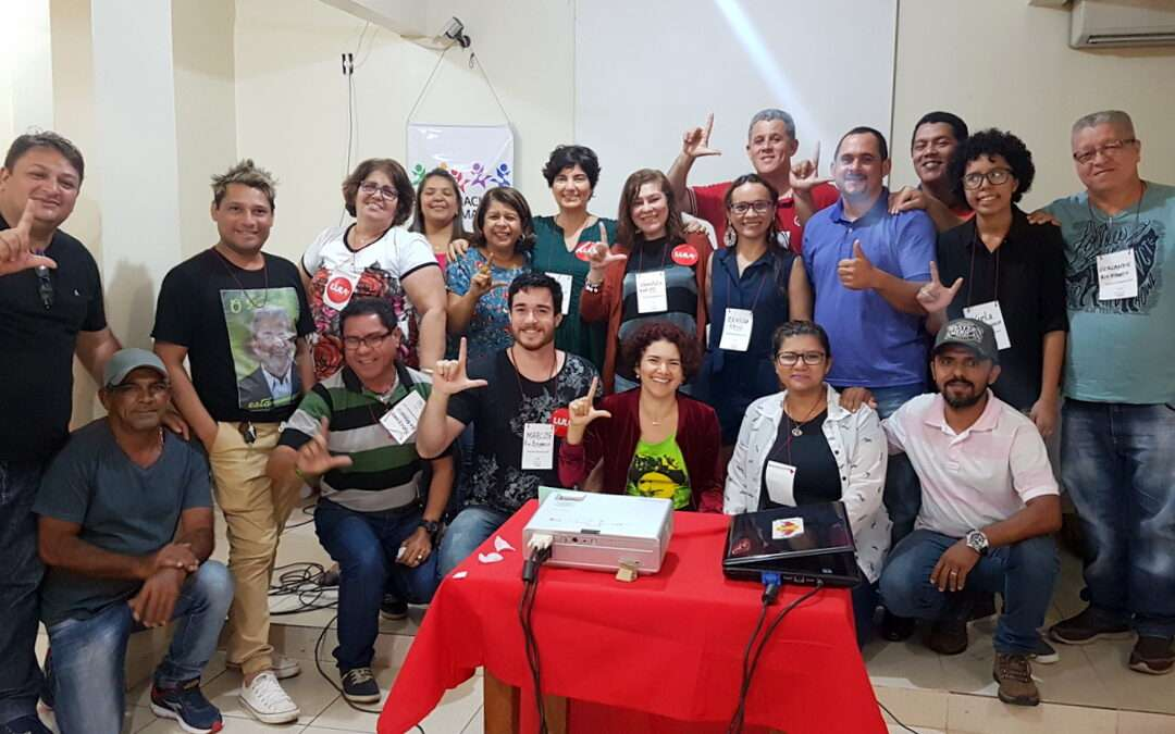 Curso para Dirigentes do PT no Acre