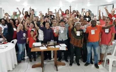 Curso para Dirigentes do PT no Amapá