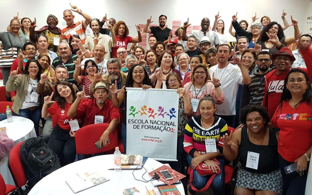 Curso para Dirigentes do PT em São Paulo