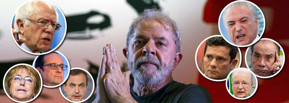 Vox Populi: Lula segue na liderança