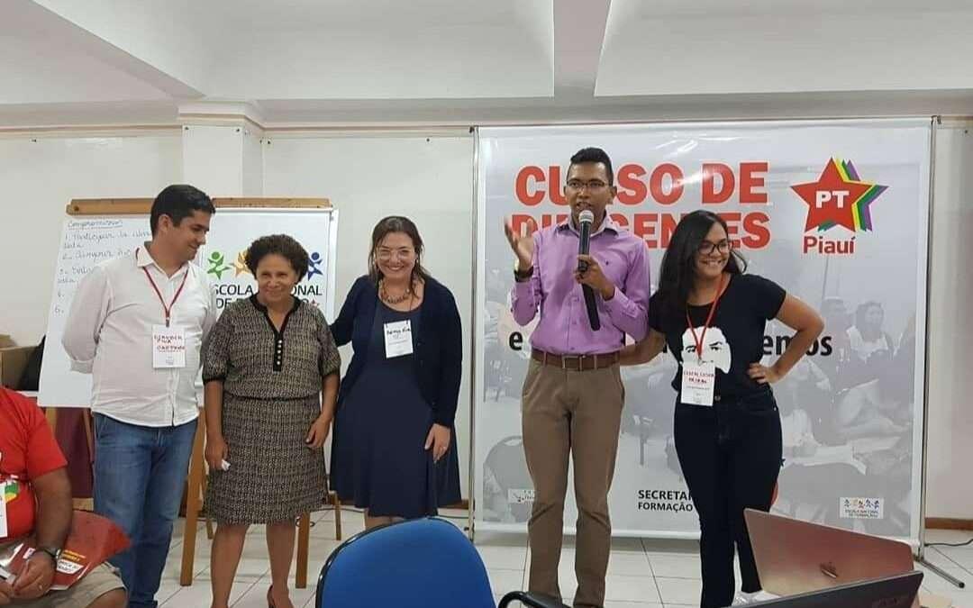 Curso para Dirigentes em Teresina/PI